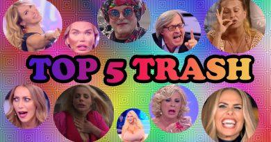 TOP TRASH: la top 5 dei momenti più trash di Febbraio