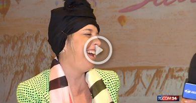 Nadia Toffa prima uscita in pubblico e intervista a Mediaset