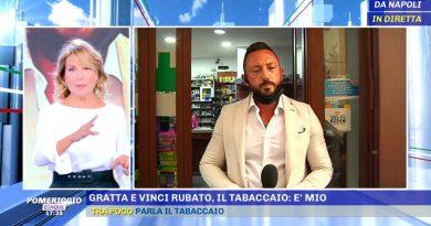 Il tabaccaio ruba biglietto da 500 mila euro: la sua versione